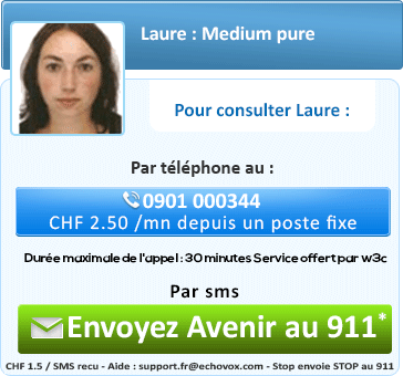 Laure : Medium pure